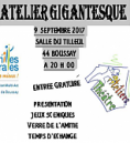 Atelier gigantesque