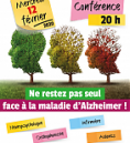 Conférence maladie d'alzheimer