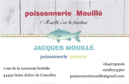 carte poissonnier